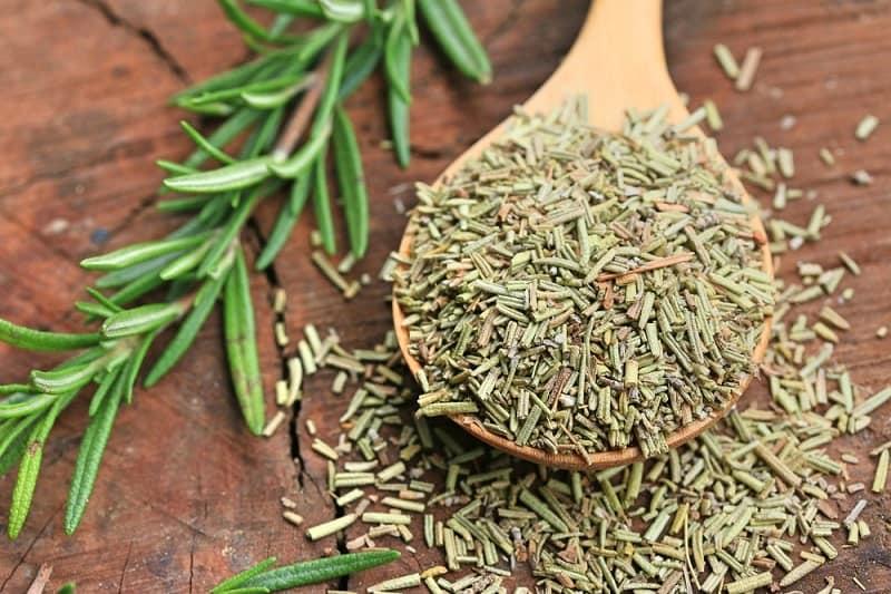 Dried,Herbs,Rosemary,Leaf