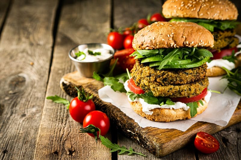 Are Plant-Based Burgers The Healthier Option?