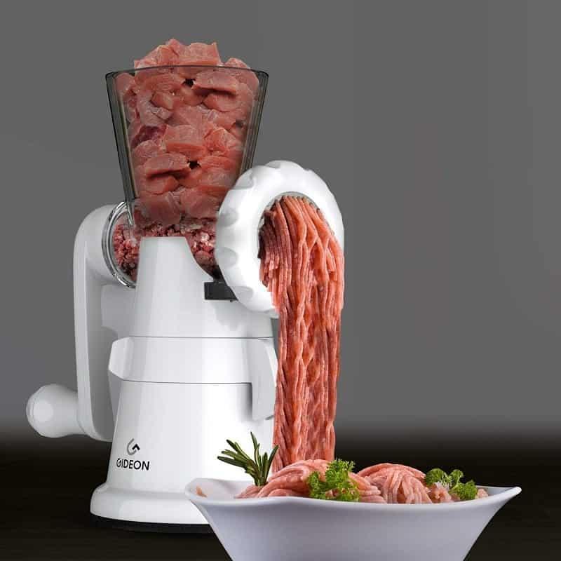 Gideon Manual Meat Grinder