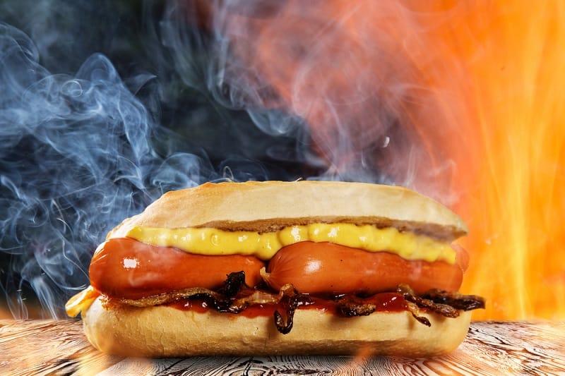 Hotdog vs. Sandwich