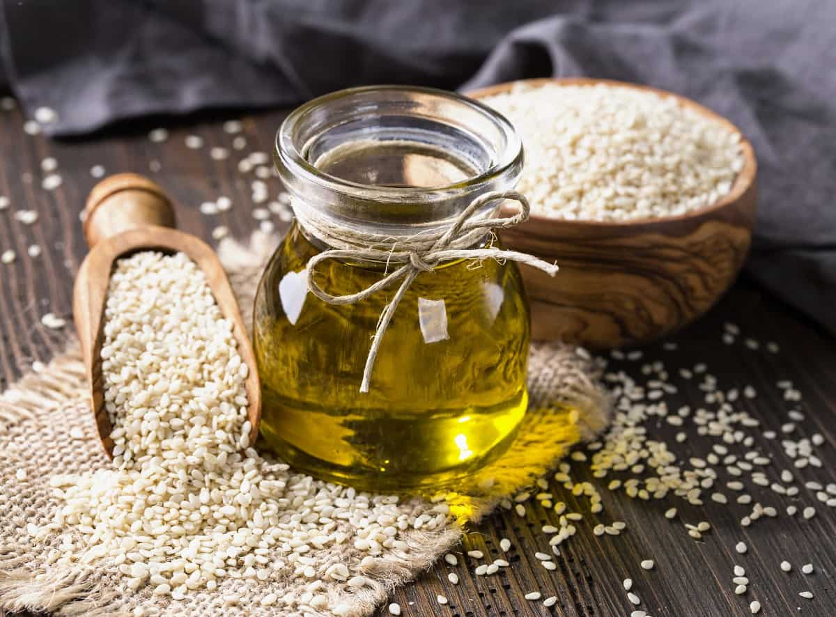 Substitutes For Sesame Oil