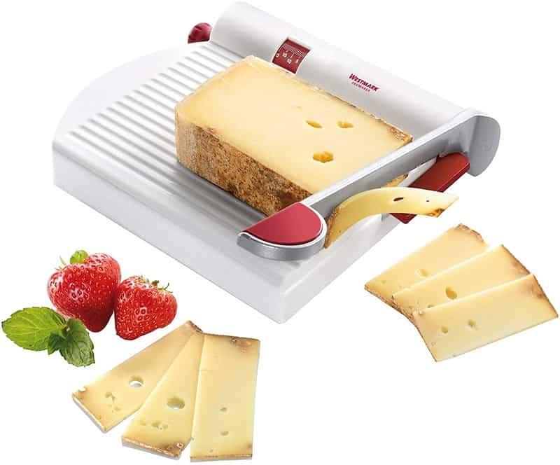 Westmark Multipurpose Stainless Steel Cheese & Food Slicer