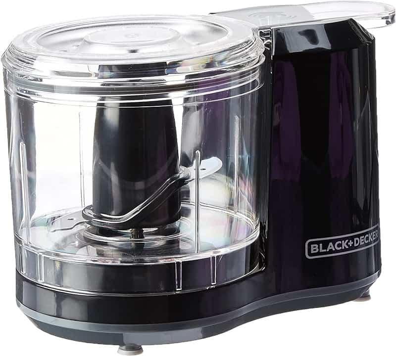 BLACK+DECKER Electric Food Chopper (HC150B)