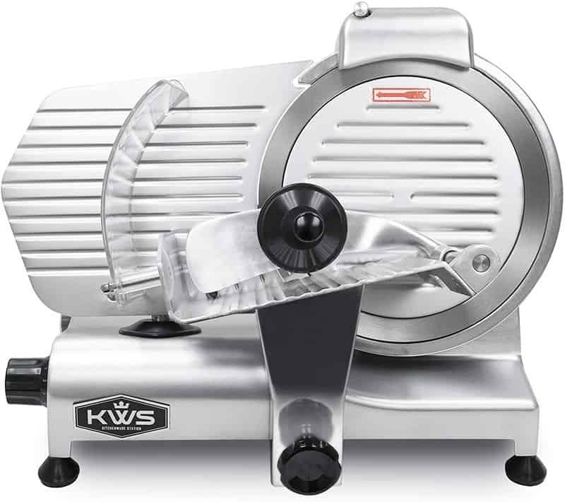 KWS Commercial Meat Slicer