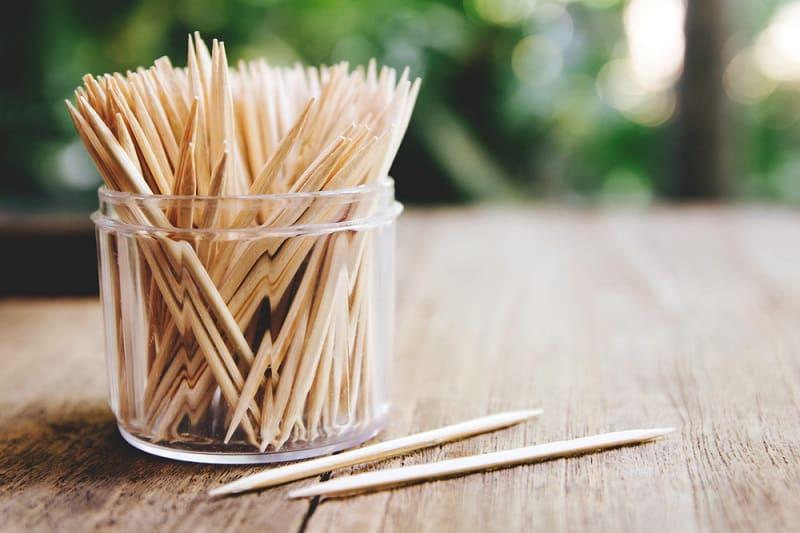Toothpicks History