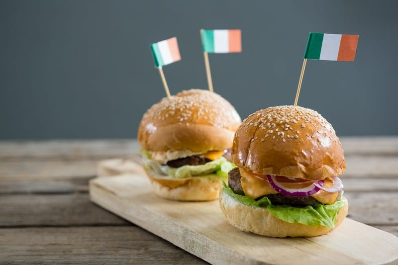 Top Reasons Why Restaurants Put Toothpicks In Burgers