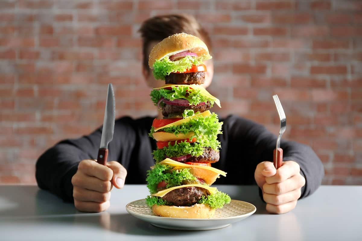What Is The Proper Way To Stack A Burger